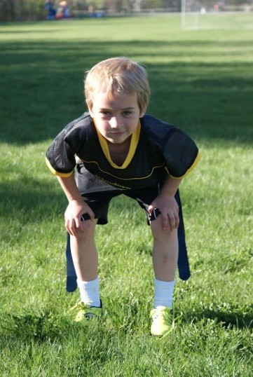 Flag Football-Steelers!
