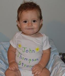john strong
