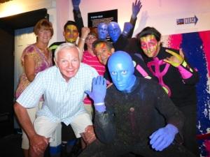 Blue Man1