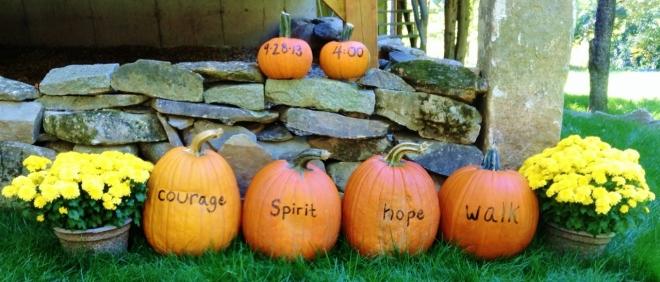 C.S.H.W. Pumpkins