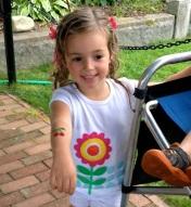 Claras tattoo