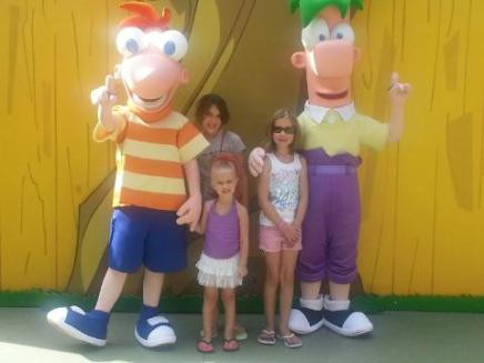"""You're #1 John!"" Phineas and Ferb"
