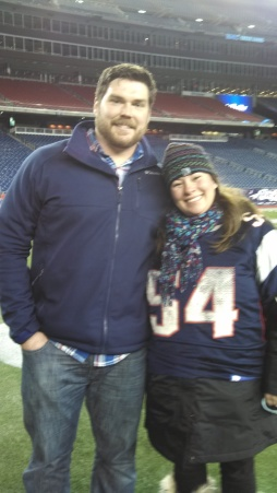 Mom and Dan Connolly