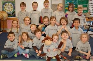 1st Grade!