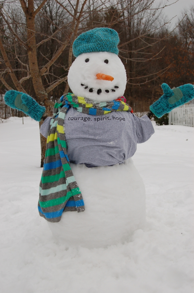 JBT Snowman