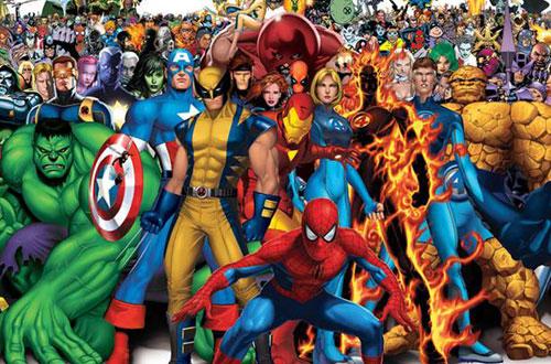 JBTs Superheros