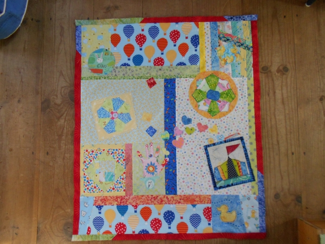 MM's quilt