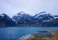 JBT above Lake Thunersee outside of interlaken, Switzerland
